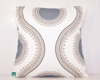 Gray Outdoor Pillow - Gray PILLOW - Lumbar - Various Sizes - Grey Pillow Cover - Accent Pillow - 20x20,18x18,22x22