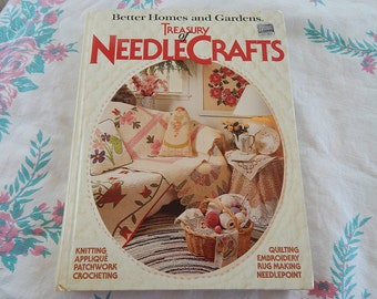 Better Homes and Gardens Treasury of Needelcrafts