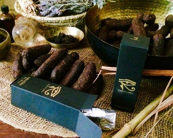Blood Of Thoth Bakhoor Incense: For Rituals/House Cleansing & Spiritual Communication