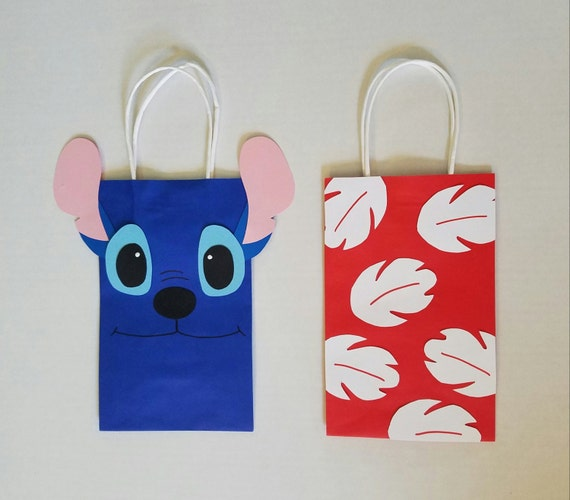 Lilo And Stitch Birthday Banner Lilo And Stitch Baby: Lilo And Stitch Party Favor/Gift/Goodie Bags
