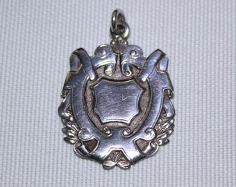 Sterling Silver Medal