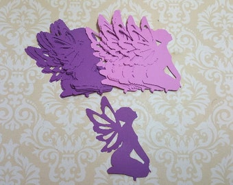 Die Cut Fairies. 3 inches.  #B-25