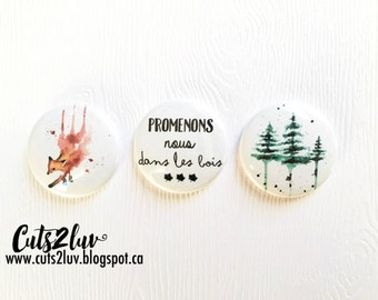 "3 badges 1 ""forest"