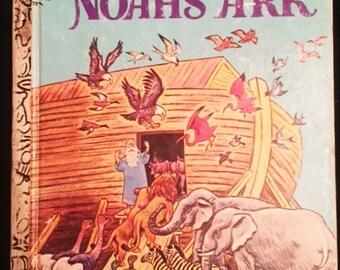 Little Golden Book - Noah's Ark