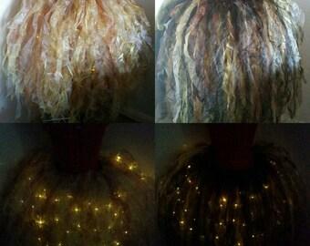 Gorgeous Organza Fairy Bustle - 1m length