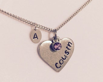 Cousin Necklace