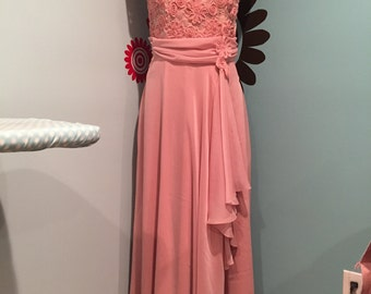 Bridesmaid/Mother of the Bride/Formal Long Dress
