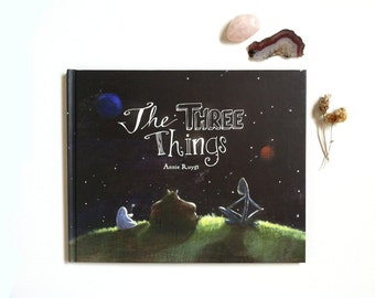 The Three Things, a picture book