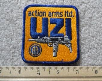 Action Arms, Ltd. UZI    Patch