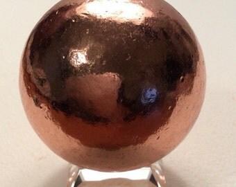 Copper Sphere,Sphere 50mm, Healing Stone, Healing Crystal, Spiritual Stone