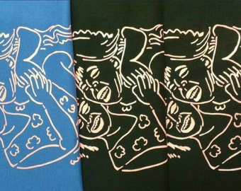 Sister FashionZ screenprinted art t-shirt