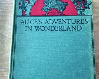 Alice's Adventures in Wonderland ~ 1962