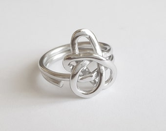 dual ring  intertwined