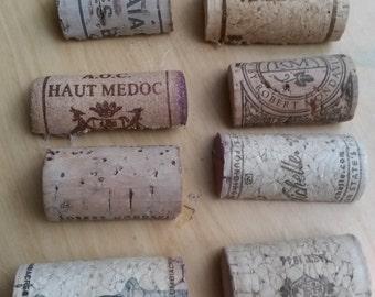 Magnets-Set of 8 Wine Corks