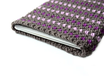 Crochet Tablet Cosy, Tablet Cover, Tablet Sleeve, Case for iPad, Custom Tablet Case, iPad cover, Bag for iPad, Tablet bag, Cosy iPad