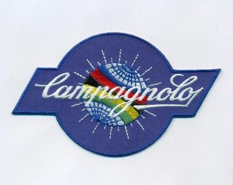 Campagnolo World Globe patch