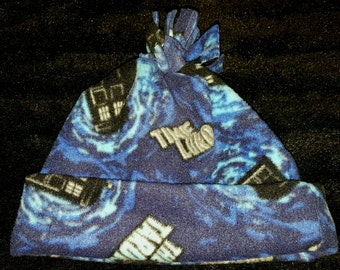 Dr. Who Hat (Adult)