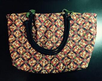 Boy Scout fabric handle bag
