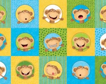 Cheeky Monkey Panel