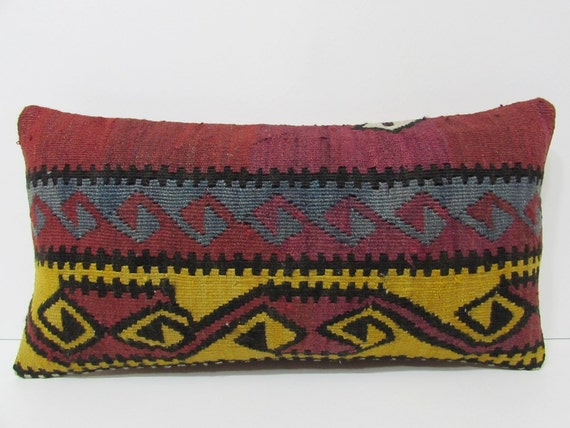 Southwestern Lumbar Pillow : decorative pillow big lumbar pillow southwestern pillow case