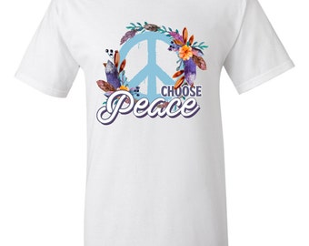 Choose Peace Tshirt