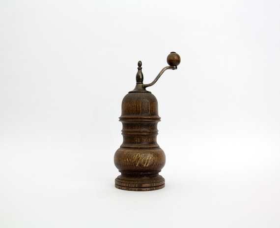 Vintage German Pepper Mill Coffee Grinder Zassenhaus