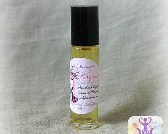 Rhiannon Goddess Perfume Oil, for Transformation, Inspiration and Feminine Power