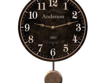pendulum clock pendulum wall clock - Pendulum Wall Clock