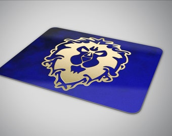 Alliance Warcraft mouse pad