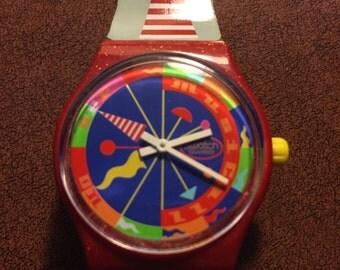 Vintage Swatch Fandango