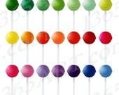 50% OFF SALE Lollipop Cli...