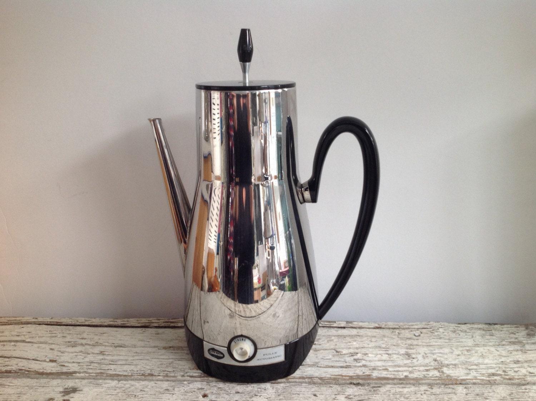 Vintage Mod Sunbeam AP 74 Coffee Pot Sunbeam Coffeemaster