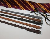 Wizard Pencil Wand SET of 5 - Back to School Gift, Party Favors, Magic Wand Pencil, Potter Stationary