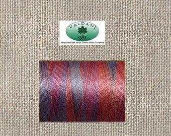 Valdani - US 24 WT - Euro 35 WT - Cotton Quilting Sewing Thread - V27 Tranquility - 540 Yards - By The Spool