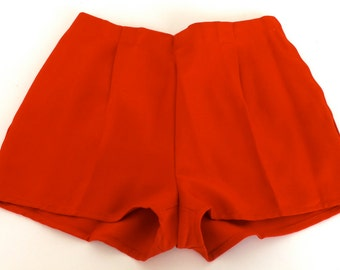 Shorts women 60 years made in Italy, size XL