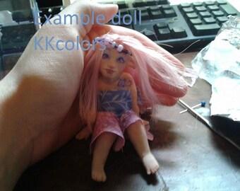 Custom Fairy Doll