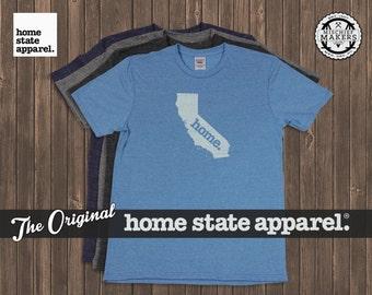 California Home. shirt- Men's/Unisex