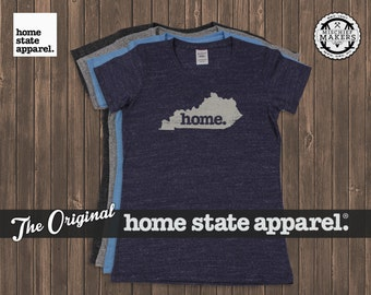 Kentucky Home. Shirt- Womens Cut