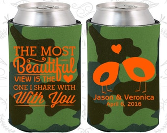 The Most Beautiful View is the One I share with you, Personalized Wedding Gift, Romantic Wedding Gift, Southern Wedding Gift (540)