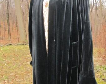 Beautiful Velvet Opera Coat