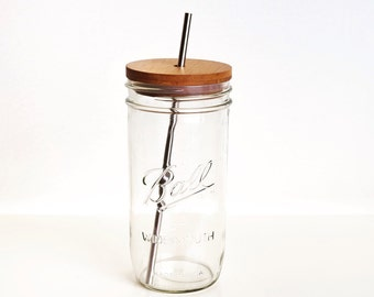 Bamboo Tumbler Wide Mouth