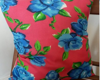 Mexican Flowers cushion cover