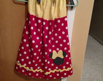 Disney pillowcase dress