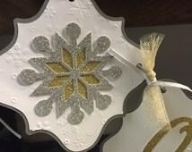 Elegant Winter Wonderland (Onederland)  Birthday/Birthday with name/ Winter Wonderland Birthday Banner