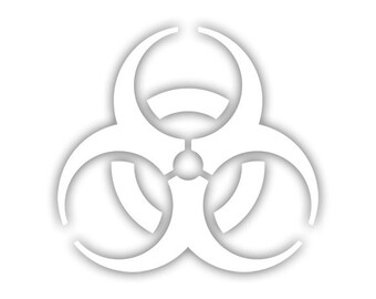 Bio Hazard Etsy