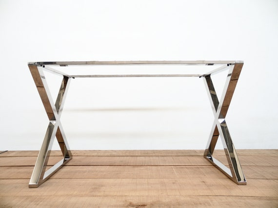 28 X 24 Apart 42 X Frame Table Base Stainless Steel By