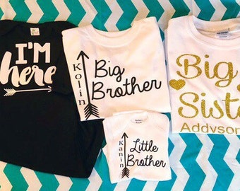 Big sister, Big brother, little brother and Im here.