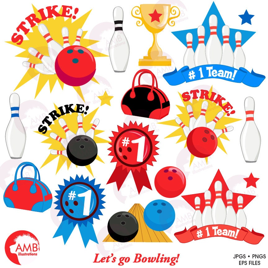 Bowling Night Clipart Bowling Clipart Bowling Ball Pins