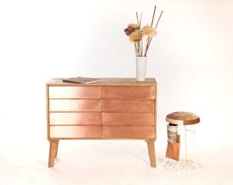 Design convenient copper wood
