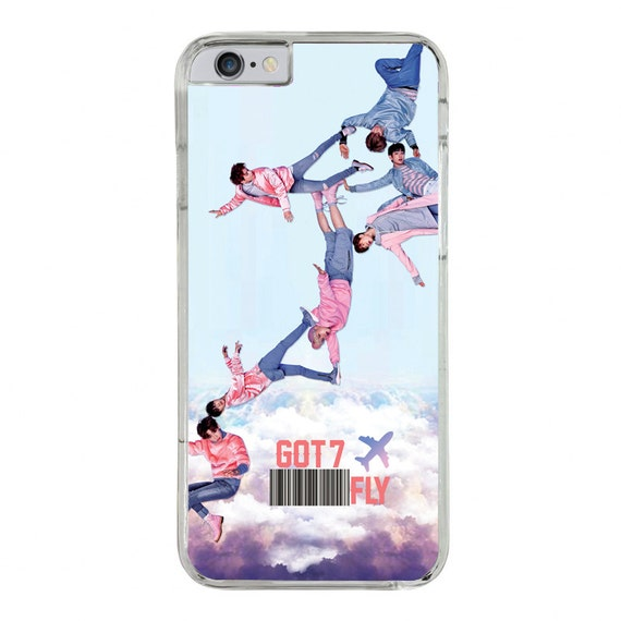 kpop iphone cases items similar to got7 fly kpop phone for iphone 4 12558